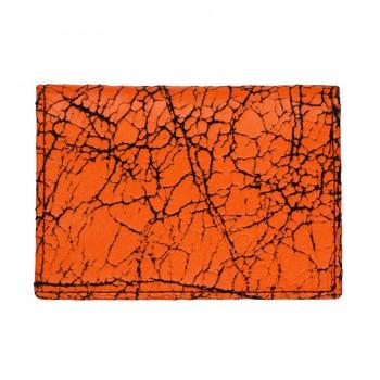 Yes-Ive-Crawled-On-Glass-Card-Holder-Neon-Orange